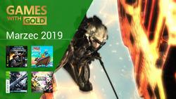 Marzec 2019 - gry w GWG