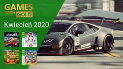 Kwiecień 2020 - darmowe gry w Games With Gold
