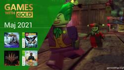 Maj 2021 - darmowe gry w Games With Gold