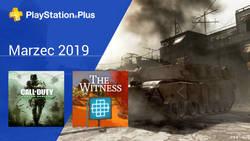 Marzec 2019 - gry w PS+