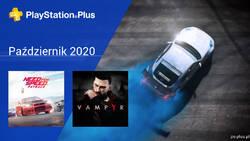 Październik 2020 - darmowe gry w PlayStation Plus