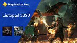 Listopad 2020 - darmowe gry w PlayStation Plus