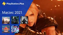 Marzec 2021 - darmowe gry w PlayStation Plus