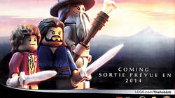 LEGO The Hobbit Video Game ujawniony!