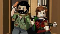 Gameplay z LEGO The Last of Us