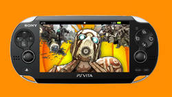 Pierwszy gameplay z Borderlands 2 na PS Vita