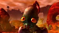 Gameplay z Oddworld: Abe's Oddysee New N' Tasty na PS4