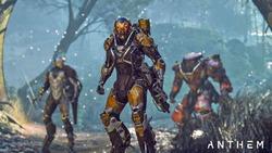 Nowy gameplay z Anthem