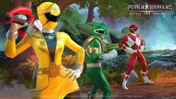 Power Rangers: Battle for the Grid to jednak będzie crap