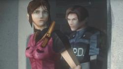 Klasyczne modele Leona i Claire do pobrania w Resident Evil 2