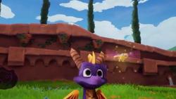 Odkryto kod na retro-model Spyro w Reignited Trilogy