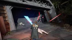 Gameplay z Star Wars: Jedi Fallen Order