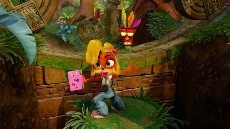Czyżby zmierzał do nas nowy Crash Bandicoot?