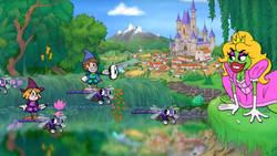 Enchanted Portals, klon Cuphead chce zebrać kasę na Kickstarterze