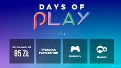 Days of Play w PS Store ruszyło. Jest lepiej niż myśleliśmy