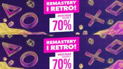 Okazje Śródroczne oraz Remastery i Retro - promocje w Playstation Store