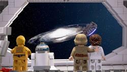 LEGO Saga Skywalkerów znów z obsuwą