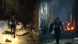 Demon's Souls na porównaniu przypomina ile dzieli nas od czasów PS3