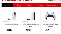 MediaMarkt przyjęło już ponad 50000 preorderów na PlayStation 5!