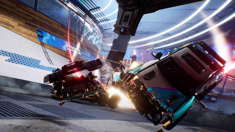 Destruction AllStars trafi do PS+, bo gra nie zdąży na premierę PS5