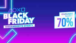 Promocje na Black Friday w PS Store