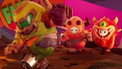 Fall Guys dostanie aktualizację z kostiumami z Dooma