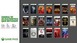 Microsoft dodaje do GamePassa kolejne 20 gier