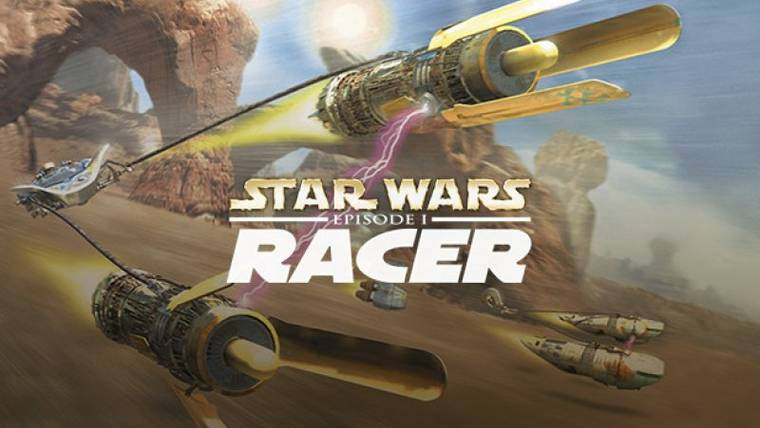 Star Wars Episode I: Racer powraca na Playstation 4 i Nintendo Switch