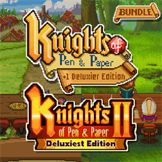 Knights of Pen and Paper Bundle