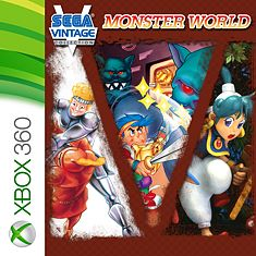Sega Vintage Monster World