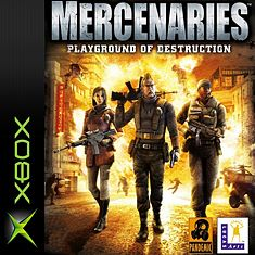 Mercenaries: Playground of Destruction