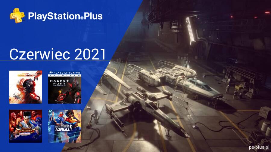 Czerwiec 2021 - darmowe gry w PlayStation Plus