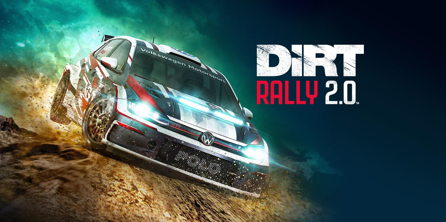 Dirt Rally 2.0 ze zwistunem premierowym