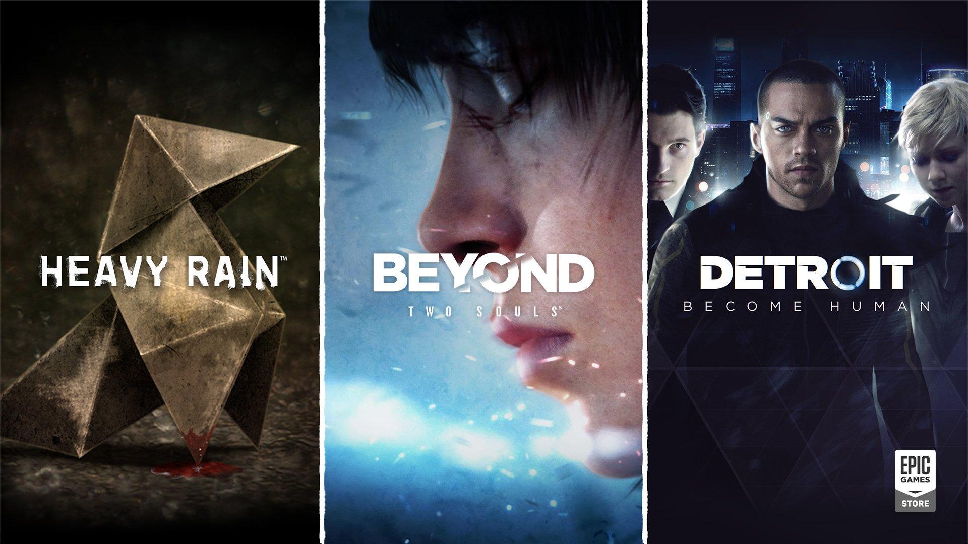 Gry od Quantic Dream już nie są exclusivami Sony